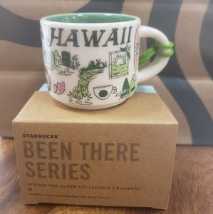 Starbucks Hawaii mug Been There Series Ornament